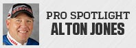 Pro Spotlight: Alton Jones