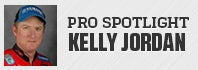Pro Spotlight: Kelly Jordan