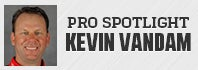 Pro Spotlight: Kevin VanDam