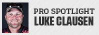 Pro Spotlight: Luke Clausen