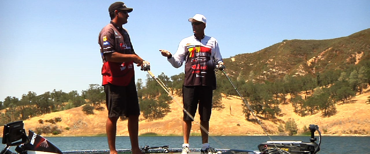 Fishing The Lunker Punker w/Matt Newman & Lintner