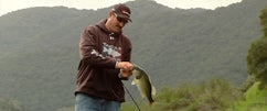 Pre-Spawn With Jared Lintner at Lopez Lake Part 1