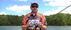 Mike McClelland Fishing With His Spro McRip 85