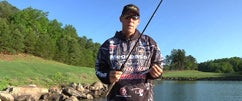 Aaron Martens Fishing The Megabass Ito 110 Magnum SP