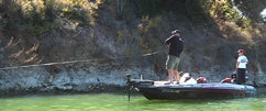 Fishing Shallow Cranks in Late Summer with Randy McAbee