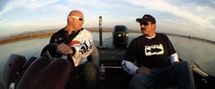 Fishing The Jackall Aska with Lintner and Tosh