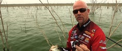 War Eagle Heavy Finesse at Falcon Lake with Marty Stone