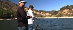 New G. Loomis GLX  Worm and Jig Rods - Part 1 of 3