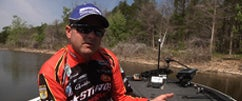 Spro McStick 115 at Table Rock w/Mike McClelland Part 2