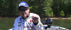 Spro McStick 95 with Mike McClelland at Lake Lanier