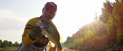 Fishing the Strike King KVD Splash with Mark Menendez