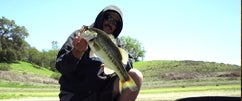 Fishing For Bedded Bass W/ Jared At Margarita Part 4