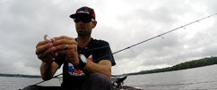 Pre-Fishing Chickamauga w. Michael Iaconelli Part 2