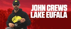 Spro Writer's Conference w. John Crews On Lake Eufala