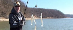 Mark Menendez Kentucky Lake Vlogtage - Spring 2013