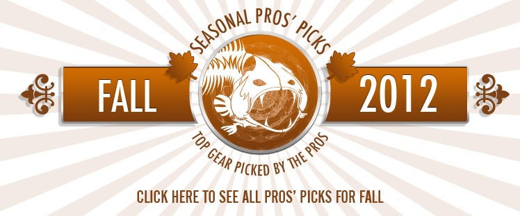 Tackle Warehouse Fall Pro's Picks 2012'