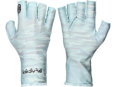 Glacier Glove Abaco Bay Fingerless Sun Glove