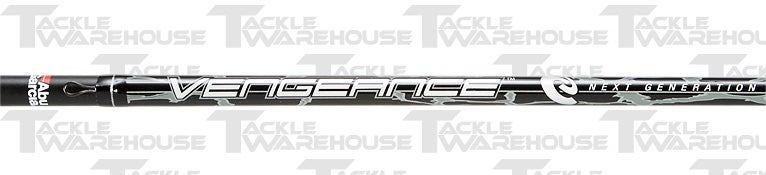 Abu Garcia Vengeance 2-piece Casting Rods