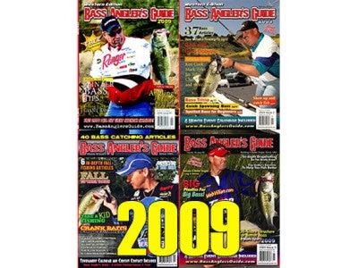 Bass Angler Magazine Back Issues