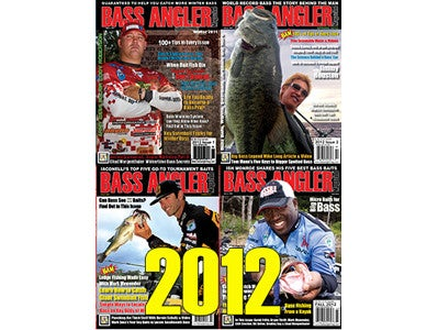 Bass Angler Magazine Back Issues
