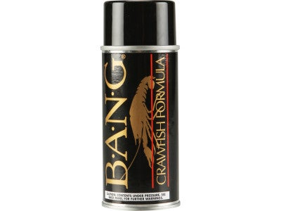 BANG Fish Attractant 5oz Aerosol Spray