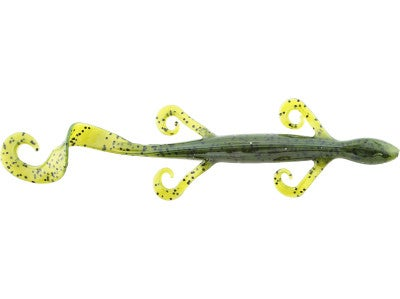 Big Bite Baits Kriet Tail Lizard 8pk