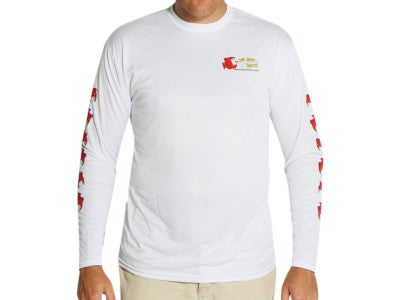 Big Bite Bait Microfiber Long Sleeve T-Shirt