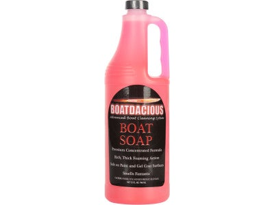 Boatdacious Boat Soap Cleaner