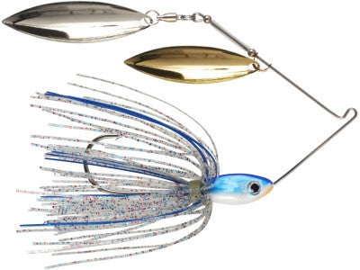 Buckeye Double Willow Spinnerbait