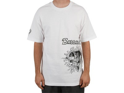 Bassaholics Large Mouth Bass Short Sleeved