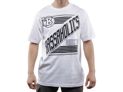 Bassaholics Side Swipe Short Sleeve T-Shirt