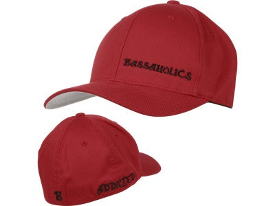 Bassaholics Flex Fit Team Hat