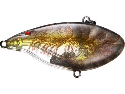 Baker Lures Rattling Crawfish Lipless Crankbait