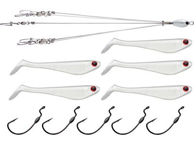 Berkley Magnum Schooling Rig Kit