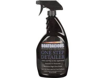 Boatdacious One Step Detailer & Cleaner