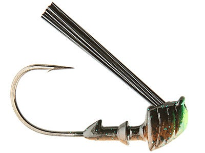 BOSS Wood Walker Jig Heads 4pk