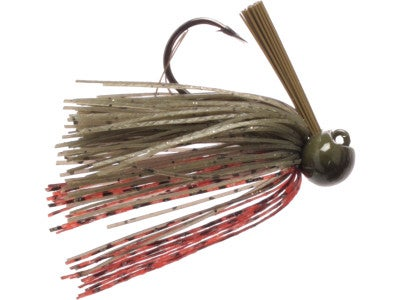 Bass Patrol Silicone Football Jigs