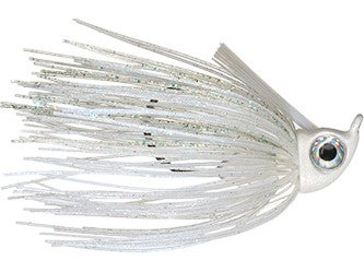 Blade-Runner Weedless Paddle Head Swim Jig