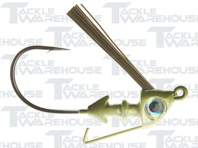 Blade-Runner Weedless Swim Bait Head 2pk