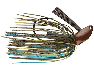 Bass Stalker Grass Stalk Jig Silicone/Rattle