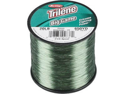 Berkley Trilene Big Game Line Green