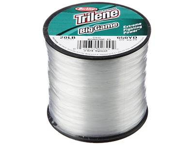 Berkley Trilene Big Game Line Clear