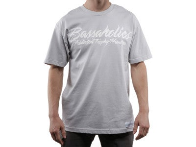 Bassaholics Trophy Hunter Script Short Sleeve T-Shirt