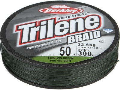 Berkley Trilene Professional Grade Braid