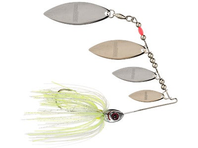 Booyah Super Shad Quad Blade 3/8 Spinnerbaits