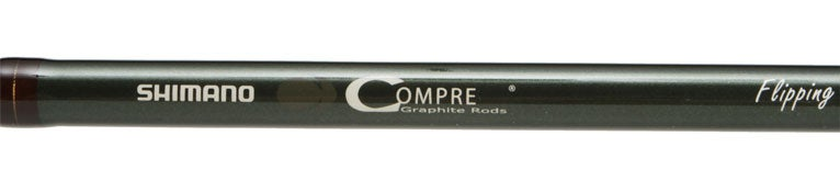 Shimano Compre Flipping Rods