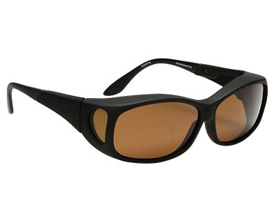 Cocoon Mini Slim Black Sunglasses (Med/Sm)
