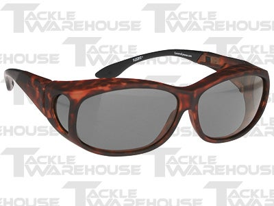 Cocoon Mini Slim Tortoise Sunglasses (Med/Sm)