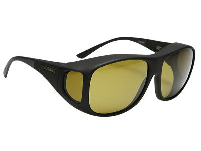 Cocoon Pilot Black Sunglasses (Large)