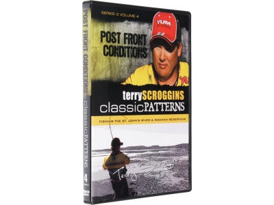 Classic Patterns DVD Post Frontal with Terry Scroggins